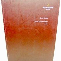 Patek Philippe General / Konzessionär Katalog von 2007