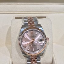 Rolex Date Just Steel and Rose Gold 31mm Unworn 2016