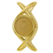 ck Calvin Klein Women's Enlace Watch