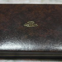 Jaeger-LeCoultre vintage watch box memovox brown very nice and...
