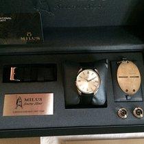 Milus Snow Star Heritage HKIT001 – Men's wristwatch