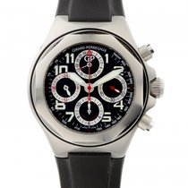 Girard Perregaux Laureato Automatic Chronograph Mens watch...