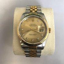 Rolex Datejust Factory Diamond Dial (Timepiece L.A)