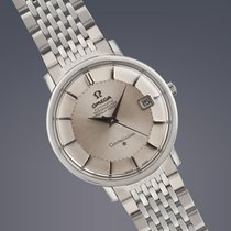 Omega Constellation 'Pie-Pan' dial automatic chronomet...