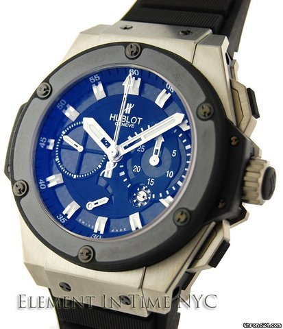 Hublot King Power Chrono Power Reserve 48mm Zirconium/Titanium LTD