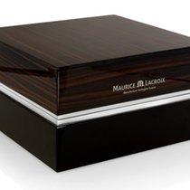 Maurice Lacroix Masterpiece Original Holz Aluminium Box Modell...