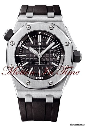 Audemars Piguet ROYAL OAK OFFSHORE DIVER &amp;#34;SCUBA&amp;#34;  MODEL 300m STEEL