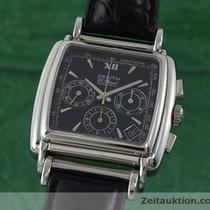 Zenith Elprimero Chronograph Edelstahl Automatik 90/010420400