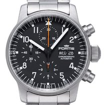 Fortis Flieger Pilot Professional Chronograph