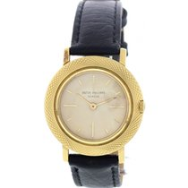 Patek Philippe 18K Yellow Gold Vintage Watch 2594
