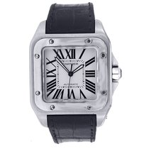 Cartier Santos 100 Steel Automatic