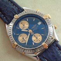 Breitling Chronomat Stahl / Gold mit Haiband Der Klassiker...