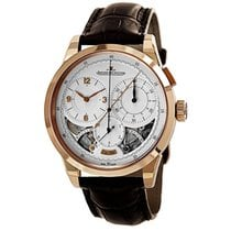 Jaeger-LeCoultre Duometre 18k Rose gold Chronograph Manual Wind