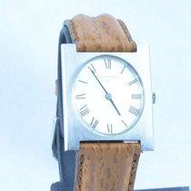 Longines Herren Uhr Quartz Vintage Stahl/stahl Rar 35mm