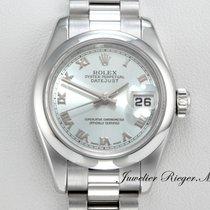 Rolex DATEJUST 179166 PLATIN 950 AUTOMATIK 26 mm Lady Date Just