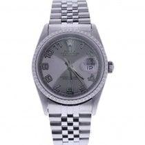 Rolex Datejust Automatic-self-wind Mens Watch 16220