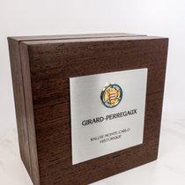 Girard Perregaux Uhrenbox Watchbox + Zertifikat Blanko
