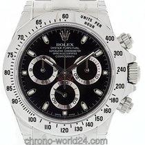 Rolex Daytona Ref. 116520 unworn 2016/11 Box / Papers NOS