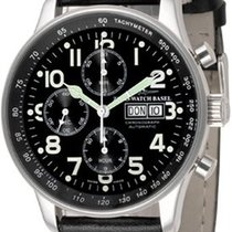 Zeno-Watch Basel X-Large Pilot Chrono Day-Date