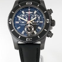 Breitling Superocean M2000 Blacksteel Lim. Ed. - NEW - List...