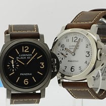 Panerai Special Edition Luminor 8 Days Set - PAM 785 - PAM 602...