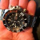 Davosa Argonautic Lumis Chronograph Automatic