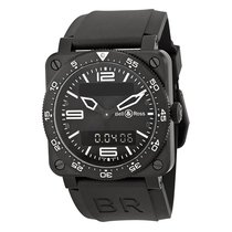 Bell & Ross Type Aviation Carbon