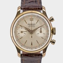 Pierpont Vintage Chronograph / Screw-back / Landeron 48 /...