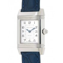 Jaeger-LeCoultre Reverso Duetto 266.8.44 Steel, Manual Winding...
