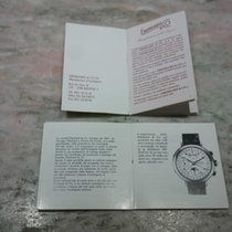 Eberhard & Co. vintage kit warranty booklet replica chrono...
