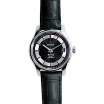Omega Deville Stainless Steel Black Automatic 431.33.41.21.01.001