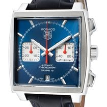 TAG Heuer Monaco CAW2111 Cal. 12 Steve McQueen Automatic...