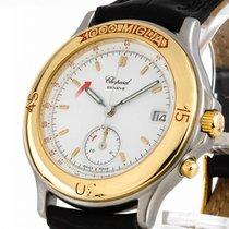 Chopard Mille Miglia Chrono Quarz Stahl/Gold Ref. 8142