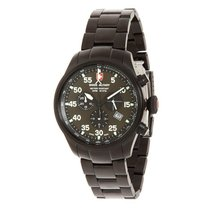 Swiss Military Watch Hawk Nero Chronograph 2732