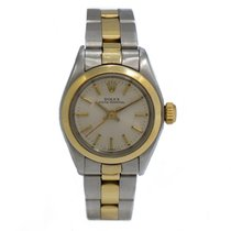 Rolex Ladies OYSTER PERPETUAL S/G