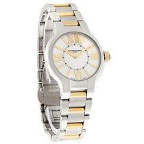 Raymond Weil Noemia Diamond Ladies Swiss Quartz Watch 5932-STP...