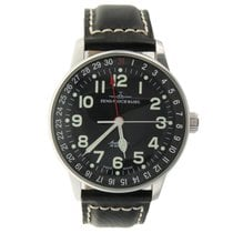 Zeno-Watch Basel X-Large Pilot Pointer date P554Z-A1 Swiss...
