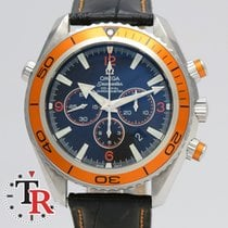 Omega Seamaster Planet Ocean Chronograph Bx+Papers