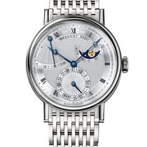 Breguet Brequet Classique 7137 18K White Gold Men's Watch