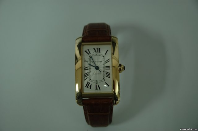 Cartier Tank Americaine