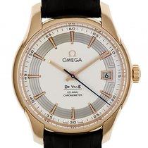 Omega De Ville Hour Vision Co Axial 18kt Roségold Automatik 41mm
