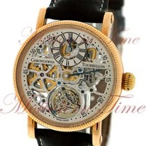 Chronoswiss Regulateur Tourbillon, Skeleton Dial - Rose Gold...