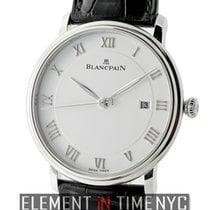 Blancpain Villeret Ultra Slim Automatic 40mm White Dial