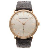 Vacheron Constantin gold wrist watch