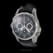 Girard Perregaux Titanium BMW Oracle Racing Chrono Black...