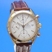 Omega Speedmaster Date Chronograph 18K/750 Gold