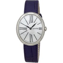 Eberhard & Co. Ladies Gilda Stainless Steel/Diamond Watch...