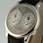 F.P.Journe Chronometre a Resonance Platinum Box and Papers