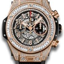 Hublot Big Bang Unico King Gold Jewellery