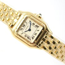 Cartier LADY PANTHERE 18K (0,750) GOLD - 64g